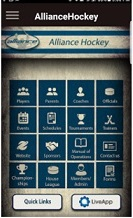 ALLIANCE Hockey APP